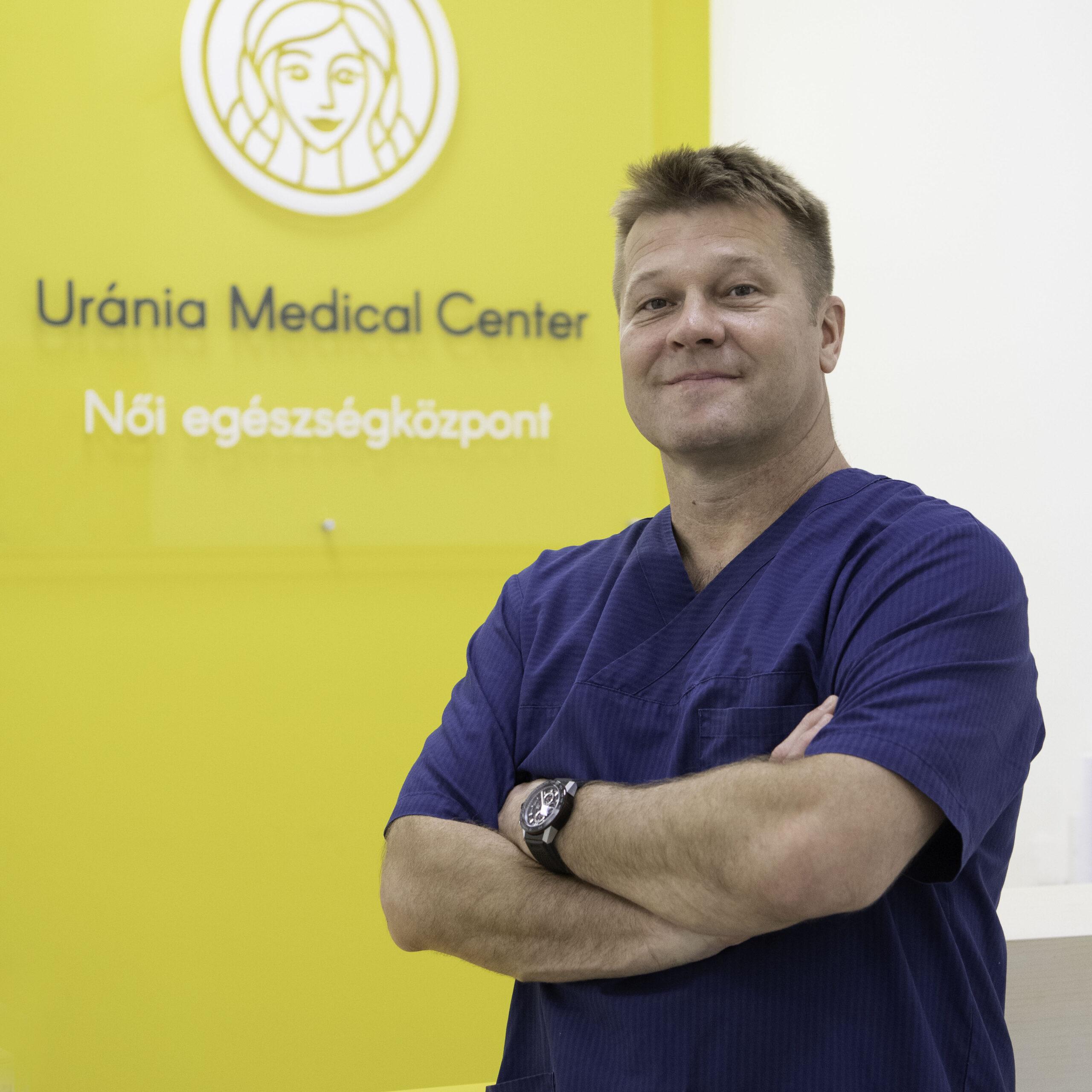 Dr. Sikovanyecz János